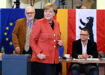 GERMANY-BERLIN-VOTE-FEDERAL ELECTION
