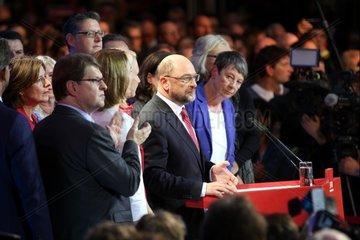 Martin Schulz am 24.09.2017
