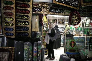IRAN-TEHRAN-MUHARRAM