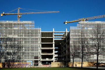 Berlin  Deutschland - Immobilienprojekt UP! der SIGNA Development Selection AG.