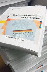 Verfassungsschutz-Bericht 2005  Berlin