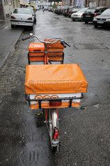 TNT Postboten-Rad