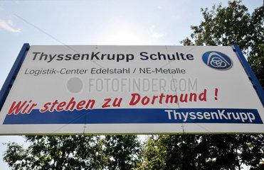 ThyssenKrupp Logistik in Dortmund