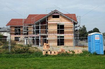 Neubaugebiet in Fellheim