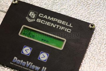 Gasaustauschmessungen im Biosphaerenreservat Spreewald