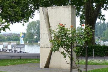 memorial of German Unity in Mainz