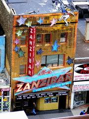 Die ZanZibar - Tabledance auf der Yonge Street