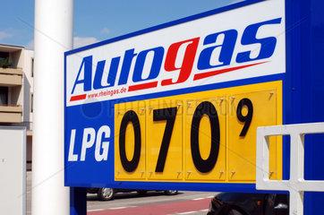 Autogas (LPG)