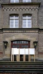 Historischen Ermekeilkaserne in Bonn  ehemals Amt Blank / Verteidigungsministerium