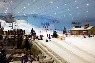 Skihalle in Dubai-City