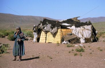 Kurdische Nomaden in Iran