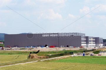 Zentrallager der Gerry Weber International AG