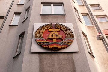 Wappen der DDR