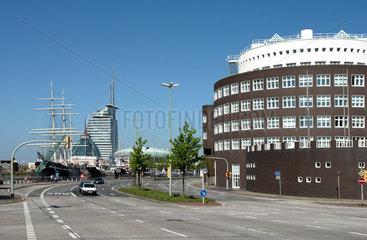 Wegener Institut und Havenwelten Bremerhafen