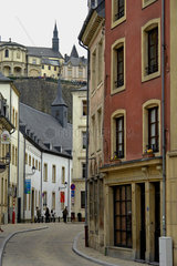 Luxemburg  Grund-Pfaffenthal
