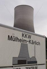 Atomkraftwerk Koblenz
