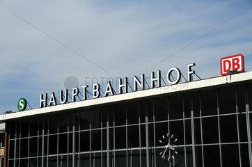 Hauptbahnhof Koeln