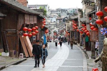 CHINA-GUIZHOU-LIPING-TOURISM (CN)
