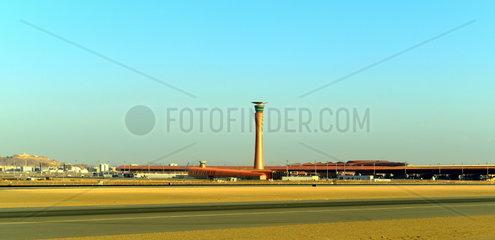 Flughafen Jeddah in Saudi Arabien