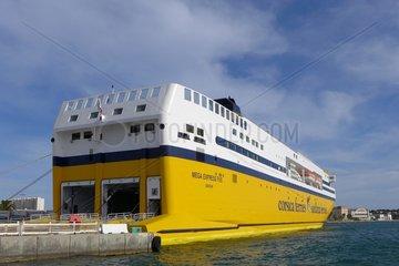 Faehrhafen Toulon
