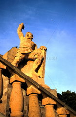 Denkmal des Pipila  Guanajuato  Mexiko