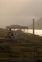 Nongyearbyen (Norwegen)