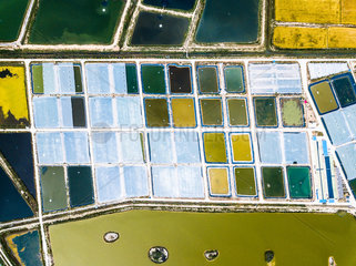 CHINA-COLOR-DRONE PHOTOS OF THE YEAR (CN)