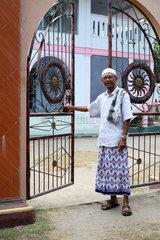 Imam in Indonesien