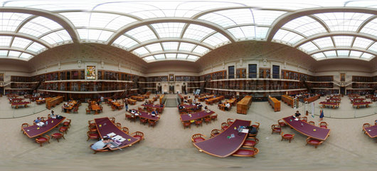 Panorama: State Library of New South Wales Sydney