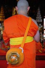 Moenchsweihe im Wat Saket