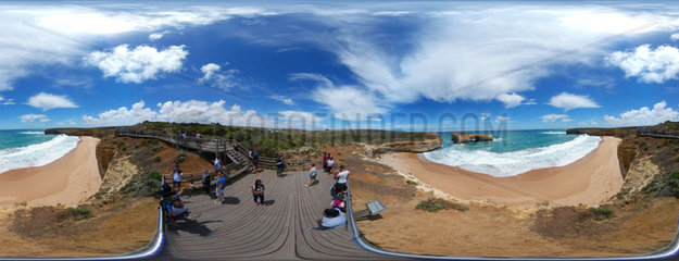 Panorama Port Campbell National Park