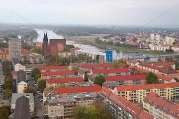 Stadtpanorama Frankfurt (Oder)