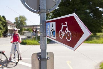 Radtour am Bodensee
