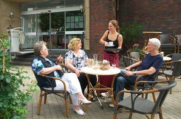Cafe im Beginenhof Essen