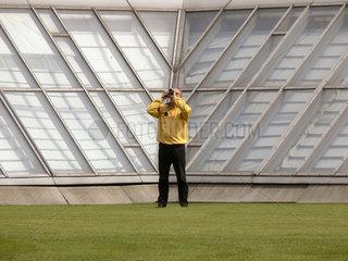 Fotografierender Tourist