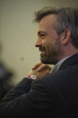 Wahl des Europaeischen Parlaments  Spitzenkandidat  Mag. Martin Ehrenhauser  Europa anders.