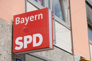 Parteibuero SPD Bayern