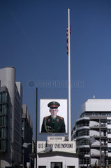Berlin Wall - Checkpoint Charlie