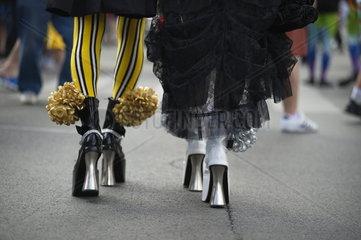 Regenbogenparade 2014 in Wien