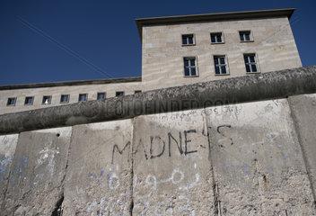 Berlin Wall - Madness