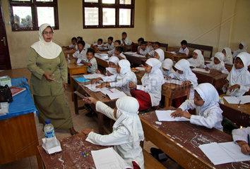 Indonesien: Deutsche Tsunami-Hilfe: Schule in Meulaboh