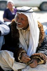 Beduinenmarkt in Beersheba  Israel