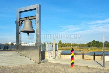 Friedensglocke an der Deutsch-Polnischen Grenze