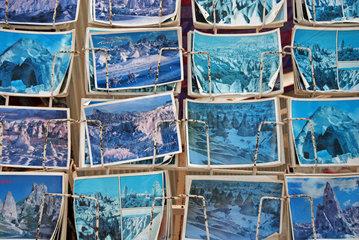 Alte Postkarten aus Kappadokien