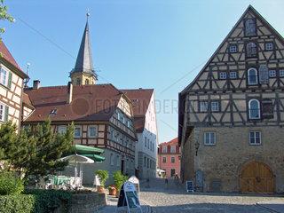 Taubertal: Weikersheim