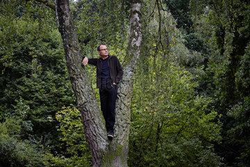 GSTREIN  Norbert - Portrait of the writer