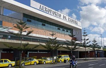 Flughafen von Madeira