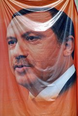 Wahlkampf in der Tuerkei 2007.
