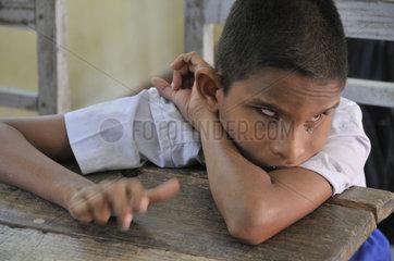 Sri Lanka: Blindenschule in Tangalle