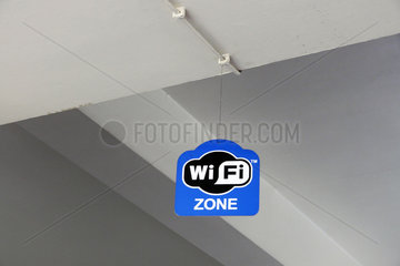 Kostenfreier WiFi-Zugang in der Markthalle von Funchal
